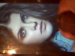 Alexandra Daddario Delicious Cumshot