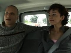 Backseat Fun Natascha - Reload