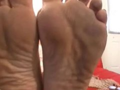 Lick Feet Clean