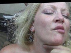 Lisa the Blonde Slut