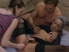 Granny Orgy BVR
