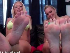 Foot worship jerk off instruction JOI
