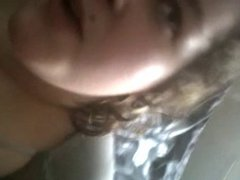 Bbw blow job and swallowing