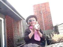 Granny Jasmine Accepts Fellatio Award, Part One