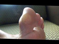 My Ex's Rough Sexy Feet 11