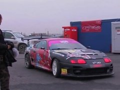 Supra Drift Girl. See on the net