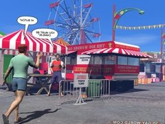 CHARLIE AT THE CARNIVAL: 3D Gay Cartoon Anime Hentai Comics