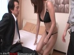 Uncensored Japanese Porn Star Mirei Yokoyama hardcore
