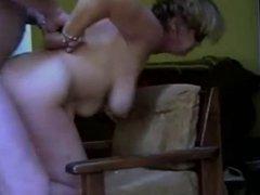 ROUGH FUCK #2 (Mature Blonde Slut)