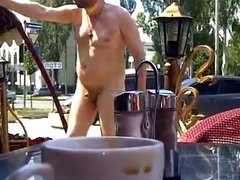 Naked Russian guy :))