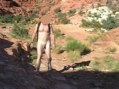 Nude at Red Rock Canyon...Again