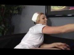 Sex Nurse At Work