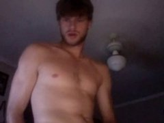 Very Sexy Boy With Huge Dick Cum,Spread Ass On Cam (USA)