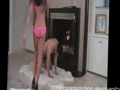 Loads of hot face sitting action at clips4sale.com
