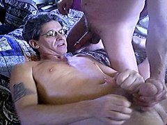 Darrel Broeker sucks cock and gets fucked