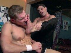 Bad Gym Teacher ALEX ADAMS and LANCE HART