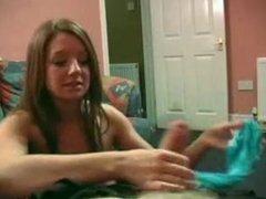 slutty stripper sucks stranger  for sperm shower