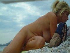 Russian nude beach 2
