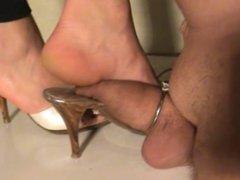 shoejob crunch feet my cooq 1
