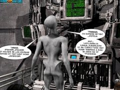 3D Comic: Carnal Clinic. Episode 5