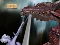 3D Comic: Dragon Rider. Episode 5
