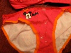 Mickey Mouse Panties