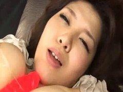 Yume Sazanami - Big tits bukkake