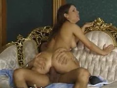 Dildoed And Anal Fucked Honey