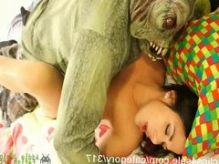 Aliens and Monsters at Clips4sale.com