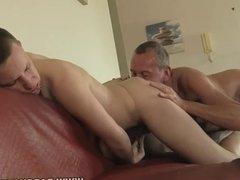 Daddy Eats Out Boys Ass