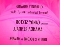Shebang.TV - Amanda Rendall & Candy Sexton in HD