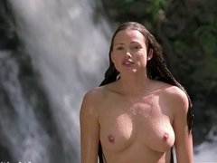 Celebs naked in water compilation - Gretchen Mol Kelly Brook