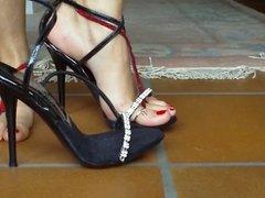 Beautiful sexy feet