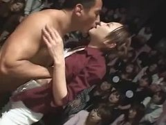 Japanese Live Sex Show