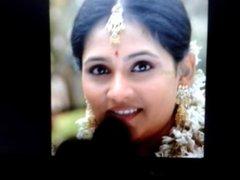bhargavi tv anchor tribute