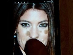 Jennifer Carpenter cum tribute ep.2