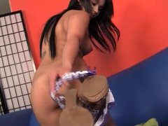 Latina Teen Pimped Out For Cash