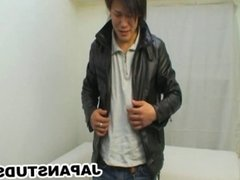 Naohisa Kikuchi - Lonely Japan Guy Satisfying Himself
