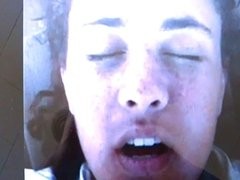 Cum In The Mouth Tribute To pokergirl22