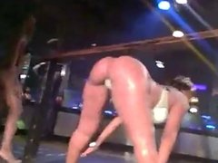 Strippers Having Serious Fun