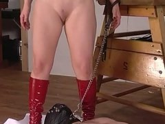 :- MY WAY WITH MALE & FEMALE SEX SLAVES -:(C) ukmike video