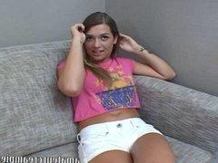 Jenna Lohan on Amateur Creampies
