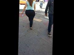 Wife in Street