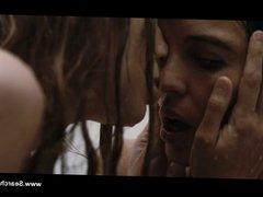 Elena Anaya and Natasha Yarovenko in lesbian compilation