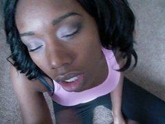 Ebony Facial Queen 04
