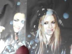 Avril Lavigne and Amy Lee