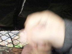 branlette foret chasse dans un mirador