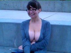 Big boobs hard niplles