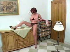 Mature Diana Banged by Young By TROC