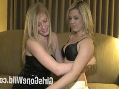 REAL Cute 19 Year Old Blonde Girls Naked on Girls Gone Wild